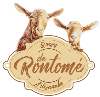 Quesos de Rontomé. Queso artesano de cabra